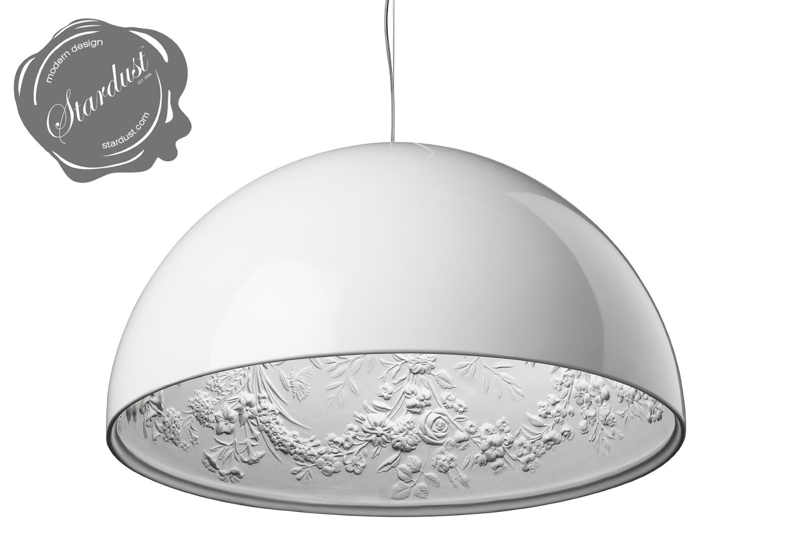 Merveilleux The Skygarden Lamp In White Pictured During Daytime! All Flos Lamps Are  Available In The