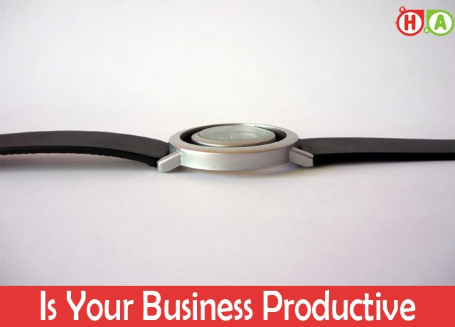 Is Your Business Productive