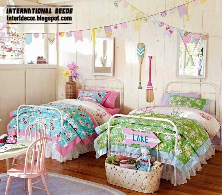 teenage bedroom ideas in marine style children room