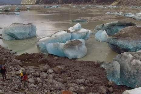 Danau di Chili Hilang Misterius Dalam Semalam
