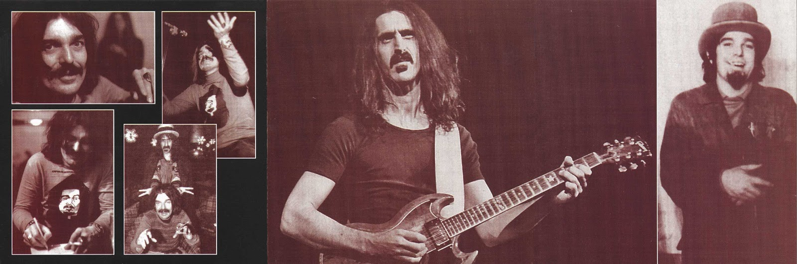the contributions of frank zappa as a musician Today, a premier live music hologram production company, eyellusion, announced that it's working with the zappa family trust to create a new touring performance featuring hologram performances of the iconic and eccentric musician, frank zappa.