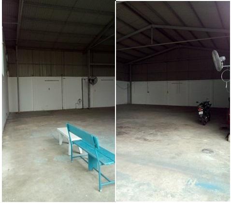 Cho thuê nhà xưởng quận Bình Tân