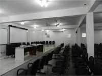 Reforma do auditório escolar