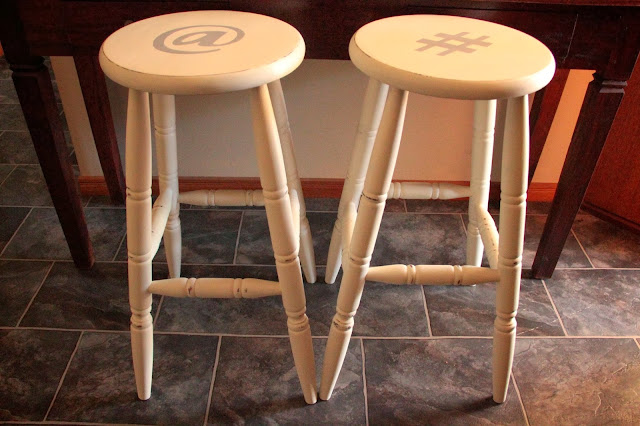Industrial Bar Stool Furniture (8 Image)
