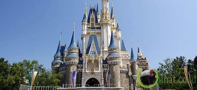 Tokyo Disneyland, Jepang