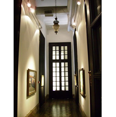 The hallways fulfill an important role within the home Interior tips for lighting hallways