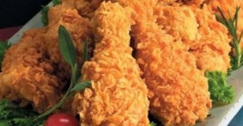 Resep Ayam Goreng kremes yang lezat
