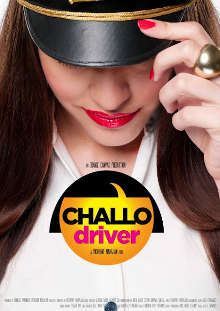 'Challo Driver' first look Cinema Poster !