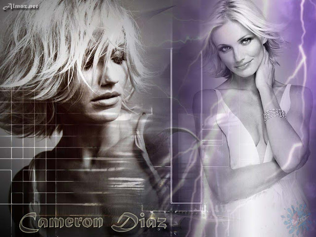 Actress Cameron Diaz in Compilation Album of Stunning photoshoot