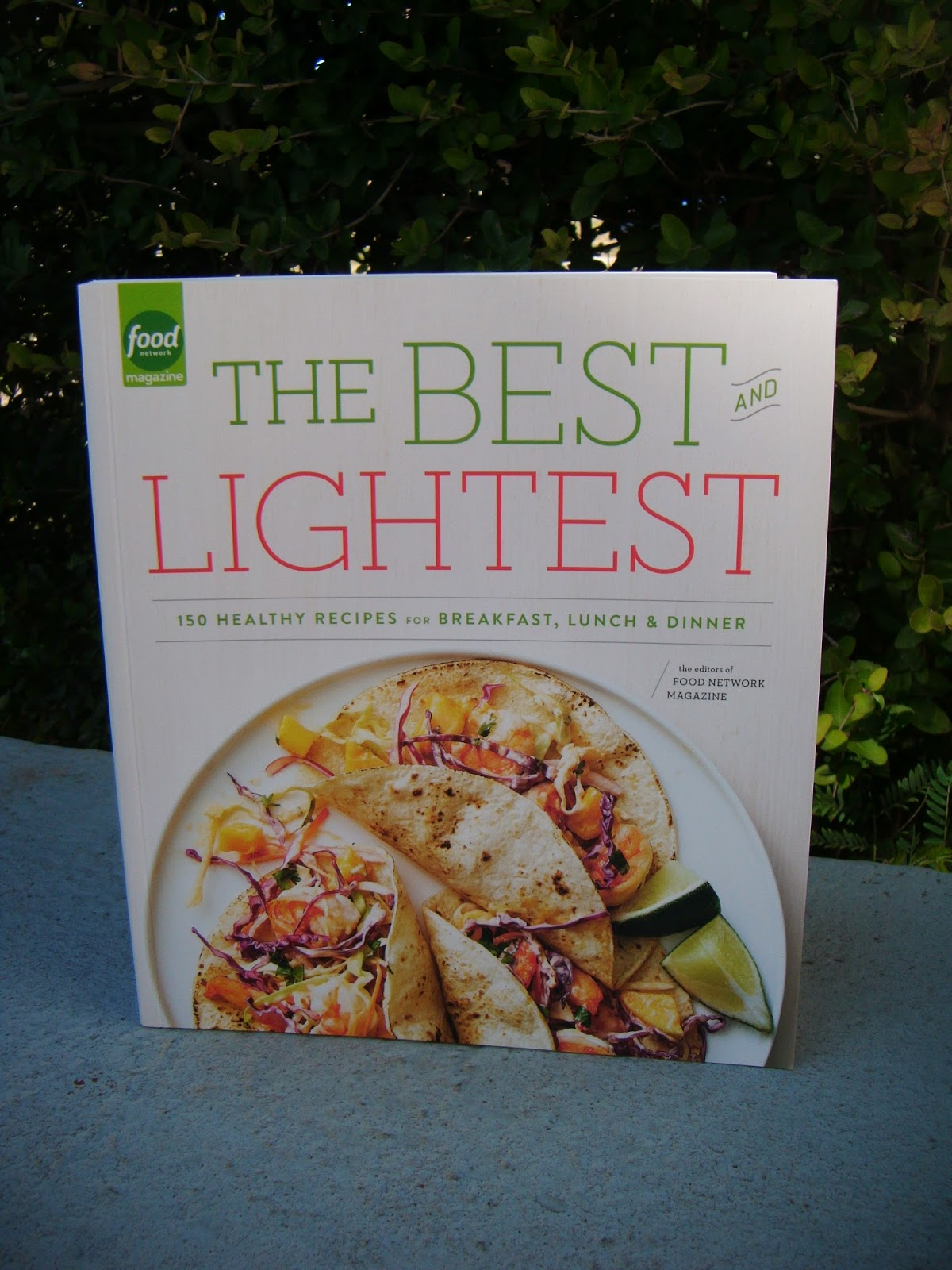 The abcd diaries the best and lightest cookbook from food network the best and lightest cookbook from food network editors forumfinder Image collections