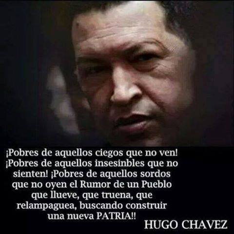 Como Chávez nadie