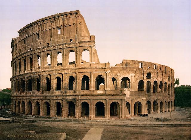 Colosseum, Rome - Italy Tour