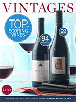 LCBO Wine Picks from August 22, 2015 VINTAGES Release