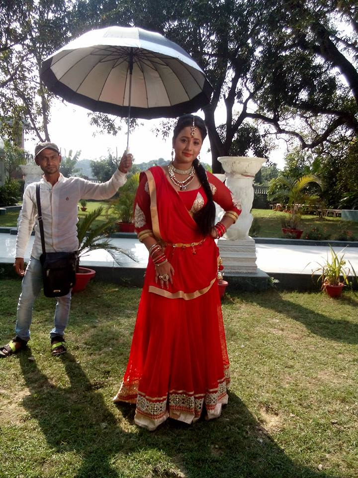 ON Set Hum Hai Jodi No 1 pics