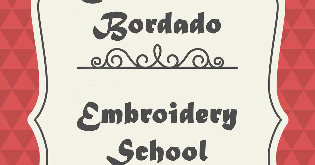 Deshilachado: Escuela de bordado: Hilos para bordar a mano II ...