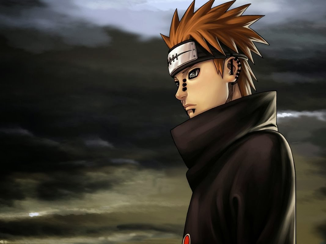 Naruto Shippuden Wallpapers - Pain Nagato