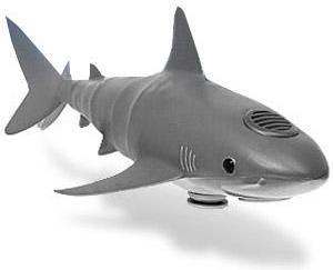 Tiburón de adorno