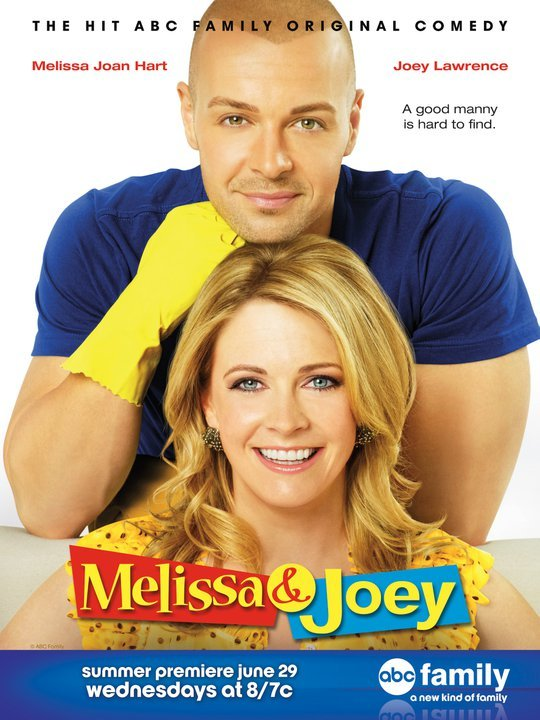 melissa and joey  Melissa and Joey S02E10 HDTV x264 180 MB