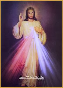 Divine Mercy Prayer