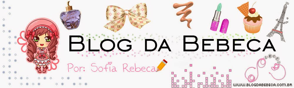 Blog da Bebeca