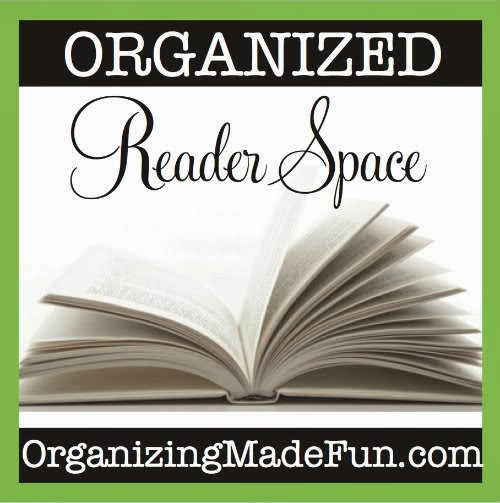 Be featured as an organized reader!