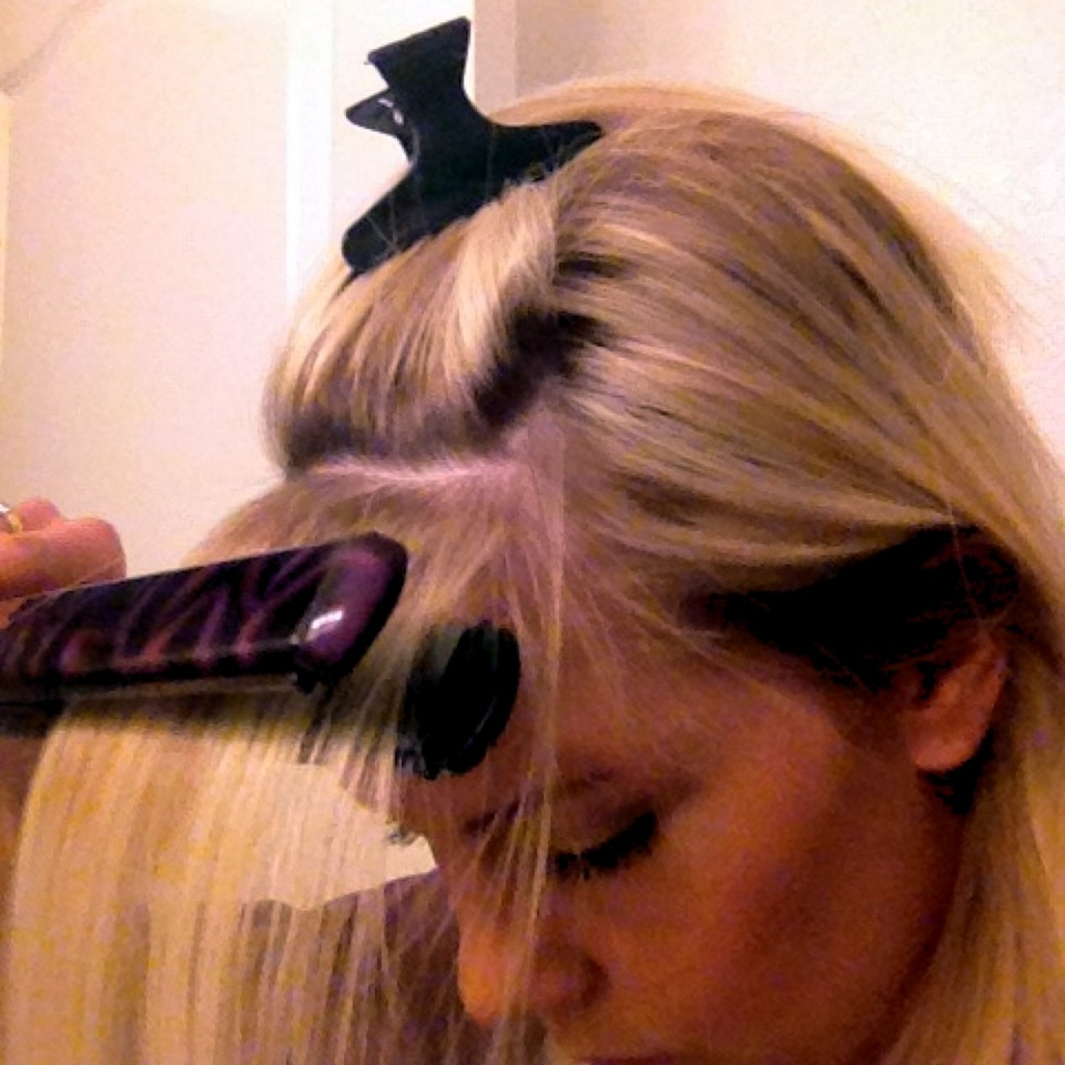 Megan Mikita How To The Perfect Side Swept Bang