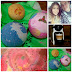 Lush bath bombs, festive bouquets and Christmas shopping!