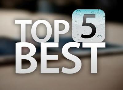Top 5 Smartphones releasing in 2013