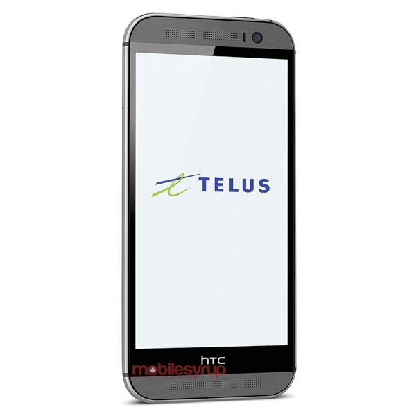 HTC One (2014) for Telus