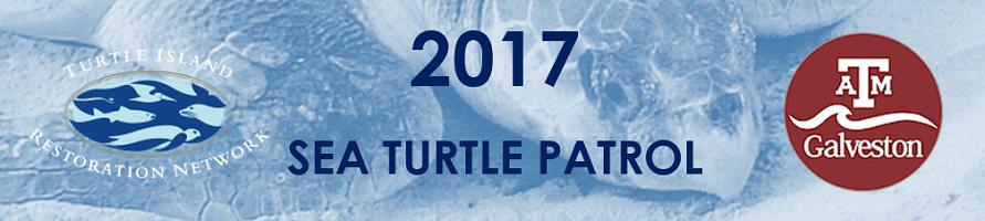 2017 Sea Turtle Patrol