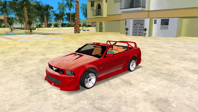 Ford Mustang GT GTA Vice City