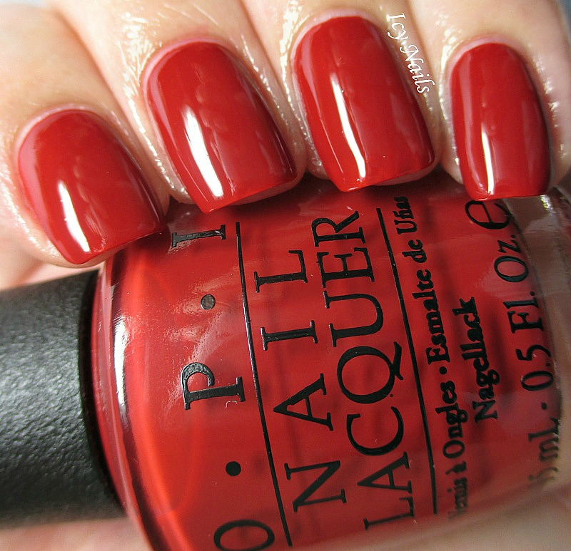OPI First Date At the Golden Gate - Notes from My Dressing ... Opi First Date At The Golden Gate