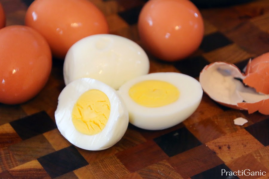 The Perfect Hard-Boiled, Easy-to-Peel Egg