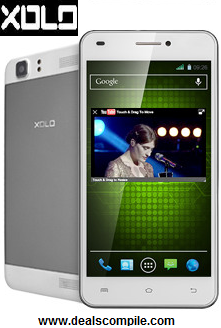 Xolo Q1200 at Best Price Amazon India for Rs.8598