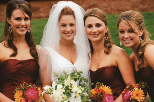 Dress to Surprise Bridesmaid Jewelry