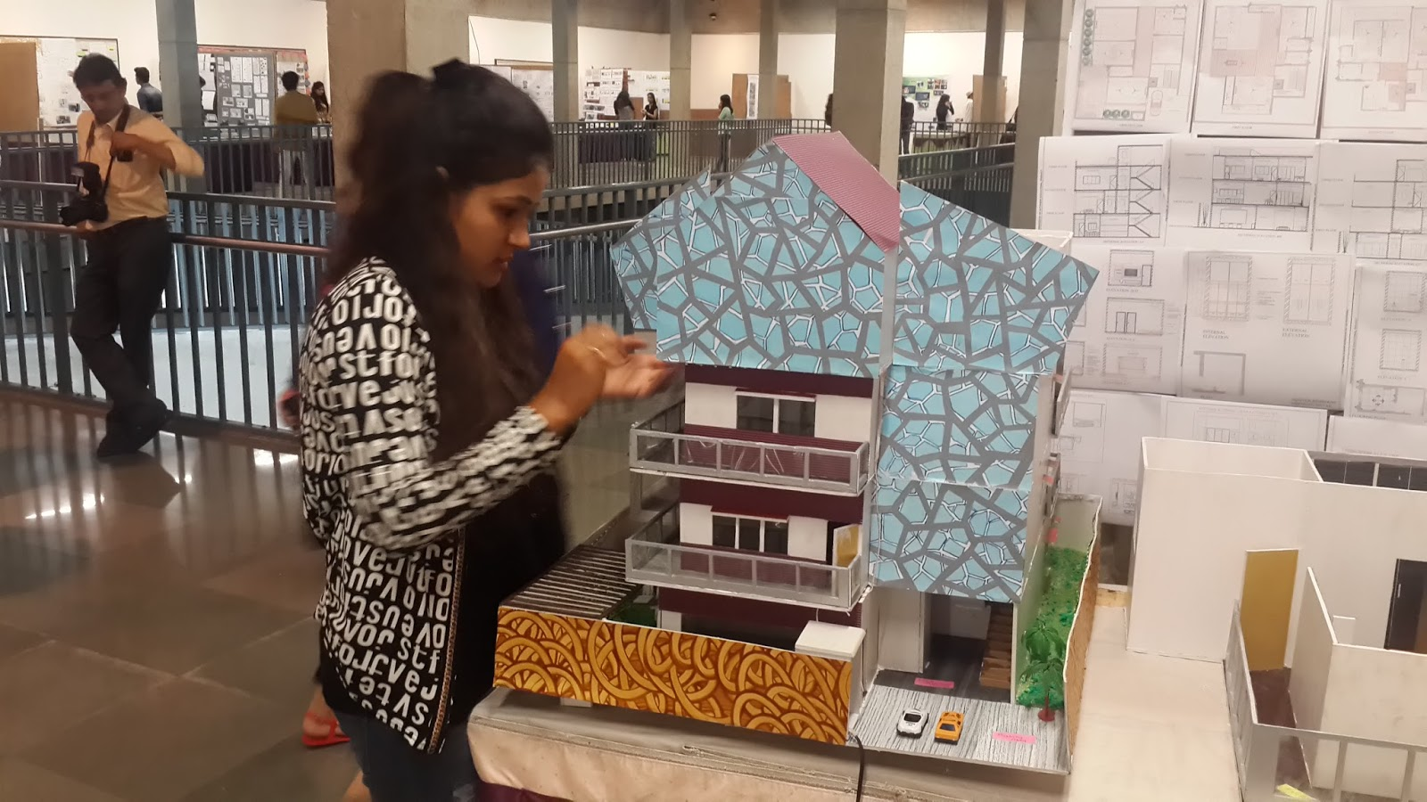 Competition That Encourages Enthusiasm In Students Through Exchange Of Ideas It Showcases The Work And Projects Young Budding Interior Designers