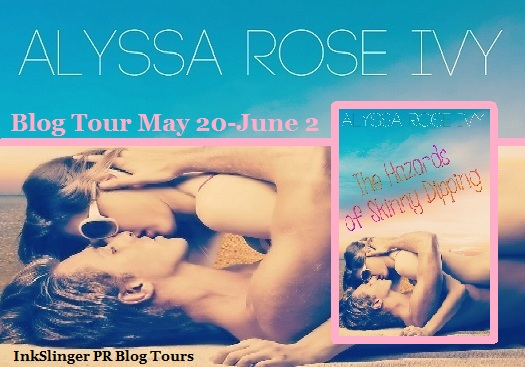 {Guest Post+Giveaway} The Hazards of Skinny Dipping by Alyssa Rose Ivy