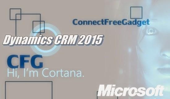 Microsoft добавит поддержку Кортана в Dynamics CRM 2015