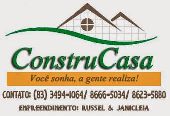 MATERIAL DE CONSTRUÇÃO É: