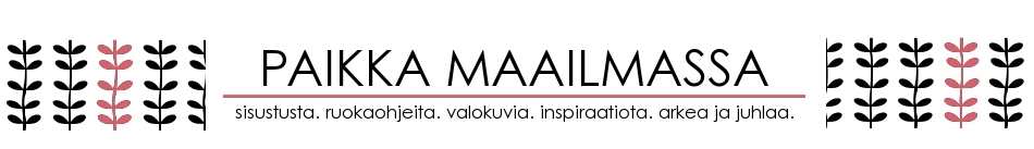 Paikka maailmassa