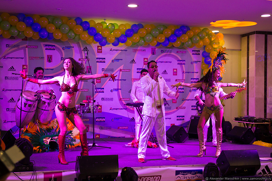 Show Latino в Саранске