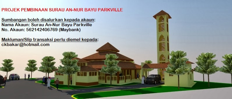 Projek Pembinaan Surau An-Nur
