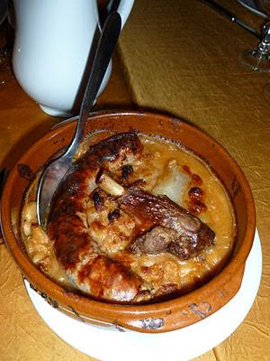 image cassoulet La Belle Chaurienne à Toulouse