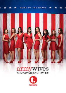 ArmyWivesSeason7Poster 0 Download   Army Wives S07E04   HDTV + RMVB Legendado