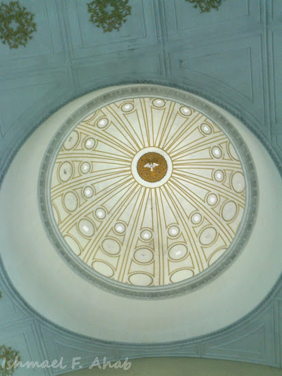 Dome of St. Peter's Parish Church