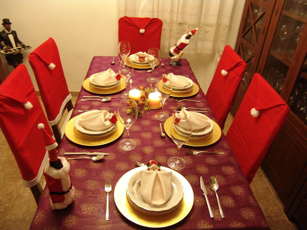 Gelenne 39 s closet decoracion mesa de navidad my secrets - Decoracion navidad mesa ...
