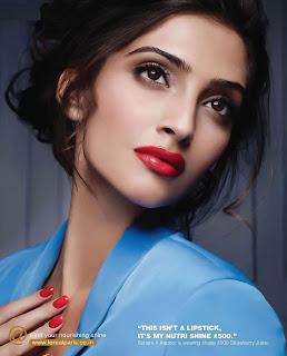 Sonam Kapoor vogue