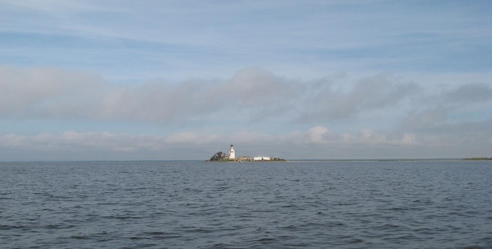 Спасо-Каменный монастырь на Кубенском озере