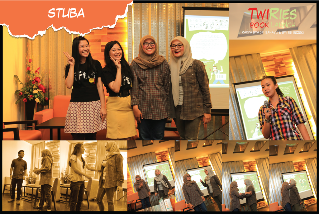TwiRies Book Launch - STUBA