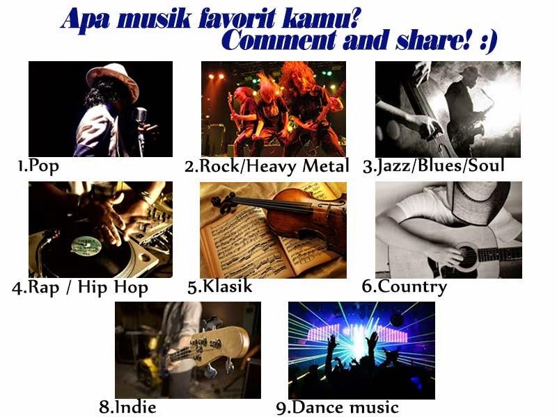 Kepribadian Berdasarkan Genre Musik Favorit